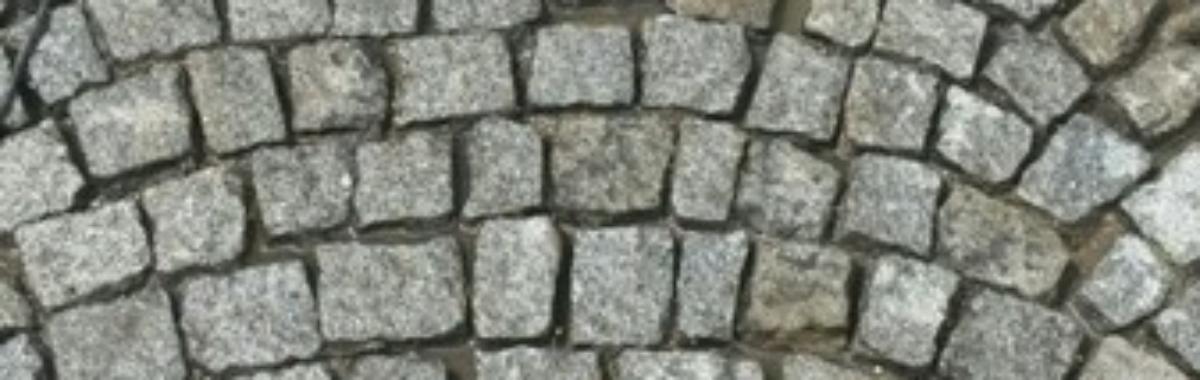 Granitsteinweg nachher