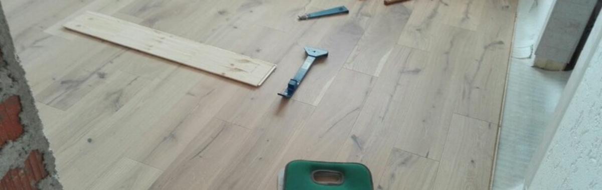 Ludwigsthal Verlegearbeiten Holzparkett und Einbau Türen